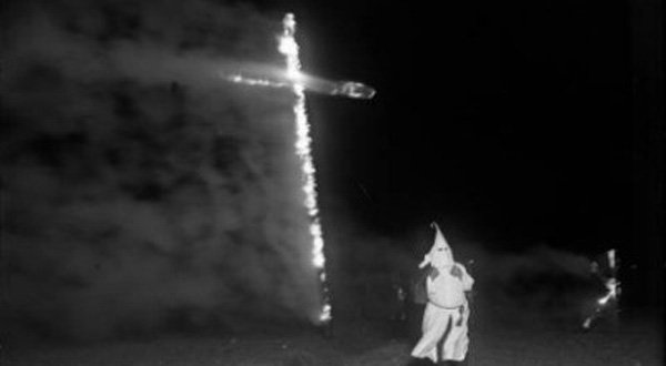KKK in Denver at Ruby Hill